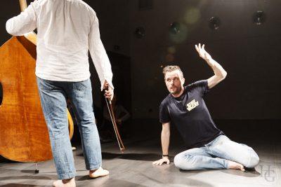 Performance festival Désordre Mac Orlan Brest samedi 27 janvier 2018 par herve le gall photographe cinquieme nuit