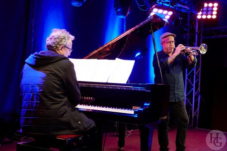 Uri Caine & Dave Douglas present Joys Cabaret Vauban mardi 6 mars 2018 par herve le gall photographe cinquieme nuit