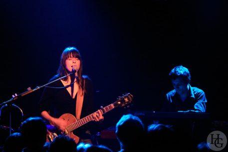 Keren Ann Cabaret Vauban dimanche 29 avril 2007 par herve le gall photographe cinquieme nuit