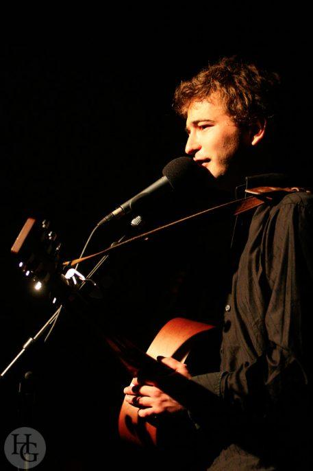 Renan Luce Cabaret Vauban concert du jeudi 19 avril 2007 par herve le gall photographe cinquieme nuit