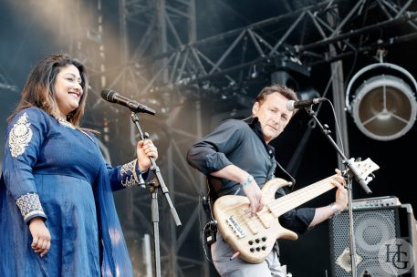 Olli and the Bollywood Orchestra festival des Vieilles Charrues 19 juillet 2018