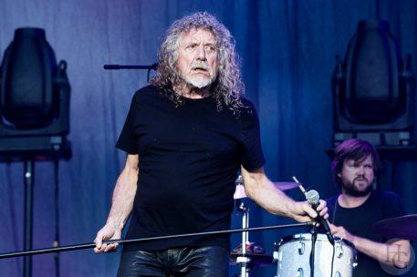 Robert Plant festival des Vieilles Charrues dimanche 22 juillet 2018 par herve le gall photographe cinquieme nuit