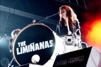 The Limiñanas festival des Vieilles Charrues dimanche 22 juillet 2018 par herve le gall photographe cinquieme nuit