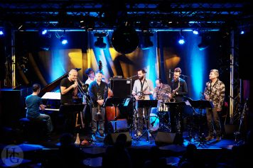 Ensemble Nautilis Evergreen Atlantique jazz festival Cabaret Vauban mardi 9 octobre 2018 par herve le gall photographe cinquieme nuit