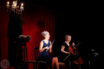 Entre chou et loup Atlantique jazz festival Maison du théâtre mercredi 10 octobre 2018 par herve le gall photographe cinquieme nuit