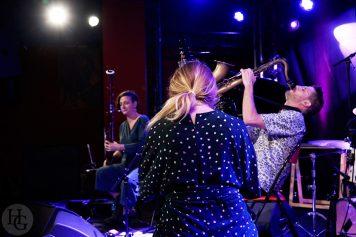 Ikui Doki Atlantique jazz festival Cabaret Vauban mardi 9 octobre 2018 par herve le gall photographe cinquieme nuit