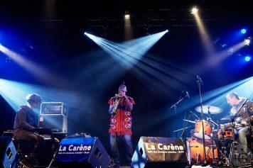 Palm unit Atlantique Jazz festival La Carène vendredi 12 octobre 2018 par herve le gall photographe cinquieme nuit