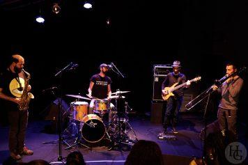 The Khu Atlantique jazz festival Mac Orlan jeudi 11 octobre 2018 par herve le gall photographe cinquieme nuit