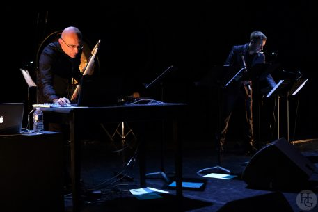 Nicolas Prost et Stéphane Sordet festival Désordre Mac Orlan vendredi 25 janvier 2019