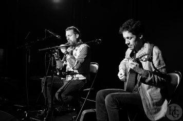 Sylvain Barou et Ronan Pellen Cabaret Vauban Brest mercredi 20 février 2019 par herve le gall photographe cinquieme nuit