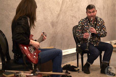 Christelle Sery et Christophe Rocher Beaj Kafé mercredi 27 février 2019