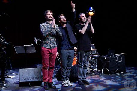 Dadada trio Le Quartz scène nationale de Brest mardi 12 septembre 2019