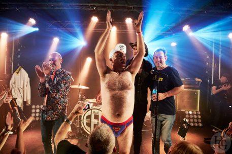 Elmer Food Beat au Cabaret Vauban samedi 27 avril 2019 par Hervé «harvey» LE GALL photographe Cinquième nuit