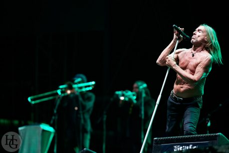 Iggy Pop festival des Vieilles Charrues vendredi 19 juillet 2019 par Hervé «harvey» LE GALL photographe Cinquième nuit