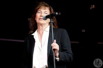 Jane Birkin festival des Vieilles Charrues vendredi 19 juillet 2019 par Hervé «harvey» LE GALL photographe Cinquième nuit