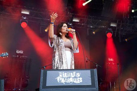 Elisapie festival des Vieilles Charrues dimanche 21 juillet 2019 par Hervé «harvey» LE GALL photographe Cinquième nuit