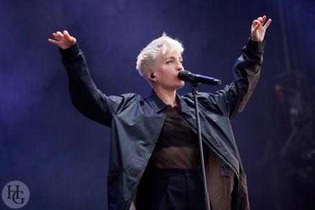 Jeanne Added festival des Vieilles Charrues samedi 20 juillet 2019 par Hervé «harvey» LE GALL photographe Cinquième nuit