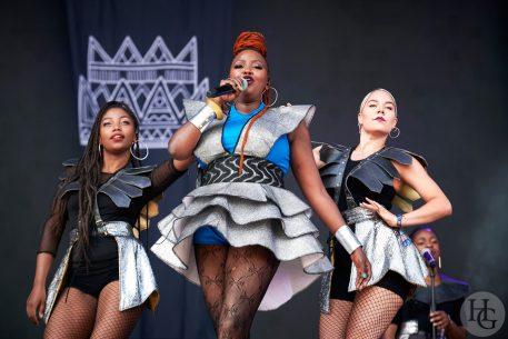 Muthoni Drummer Queen festival des Vieilles Charrues samedi 20 juillet 2019 par Hervé «harvey» LE GALL photographe Cinquième nuit