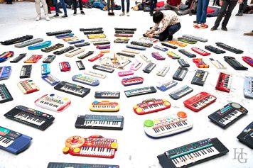 Asuna 100 keyboards Atlantique jazz festival Passerelle Brest mercredi 9 octobre 2019