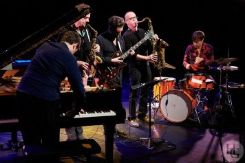 Hubbub Atlantique jazz festival Mac Orlan Brest jeudi 10 octobre 2019