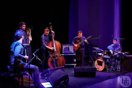 Melusine Atlantique jazz festival Mac Orlan Brest jeudi 10 octobre 2019