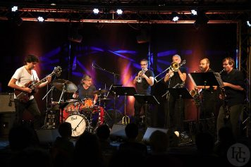Morgan the Pirate Atlantique jazz festival Cabaret Vauban Brest mardi 8 octobre 2019