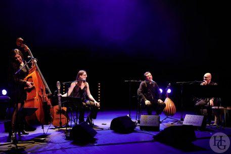 Ensemble Fawaz Baker festival Noborder Le Quartz vendredi 13 décembre 2019