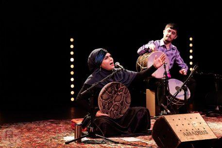 Fargana Qâsimova festival Noborder Le Quartz jeudi 12 décembre 2019