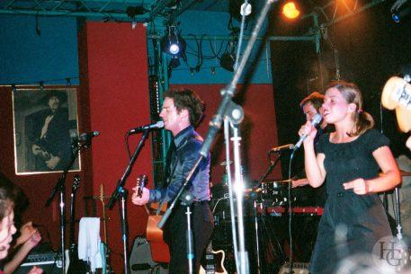 Dionysos au Cabaret Vauban jeudi 31 mai 2002