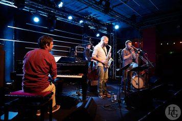 Clément Abraham Quintet Atlantique jazz festival dimanche 17 octobre 2021 Cabaret Vauban