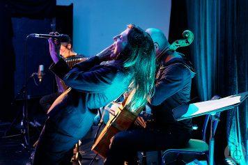 L'heure magnétique feat. Bruno Ducret Atlantique jazz festival mardi 12 octobre 2021