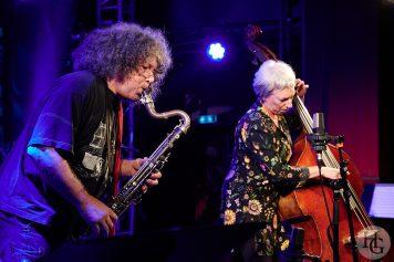 Hélène Labarrière et Sylvain Kassap Atlantique jazz festival mardi 12 octobre 2021