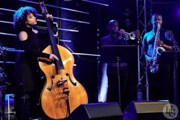 Sélène Saint-Aimé Atlantique jazz festival dimanche 17 octobre 2021 Cabaret Vauban